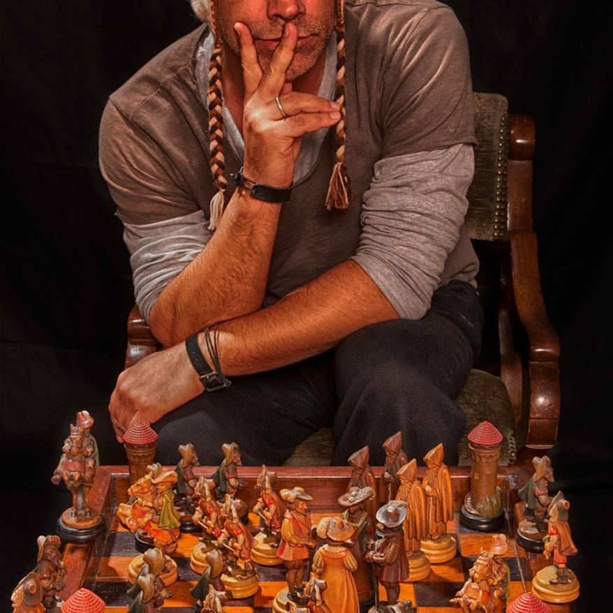 Giocatore di scacchi1
