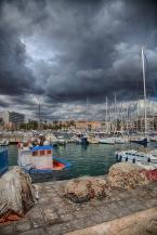 Siracusa-La calma prima della tempesta