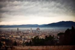Firenze da San Miniato