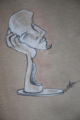 Studio per sculture 1